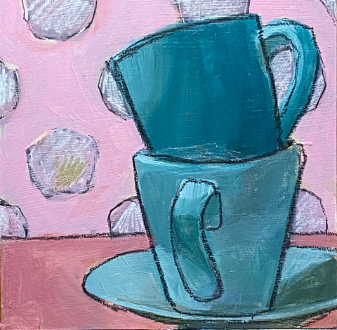1573: Morning's First Cup(s)