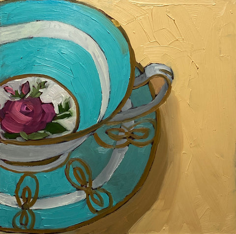 1487: Wish We Could Meet Up for Tea