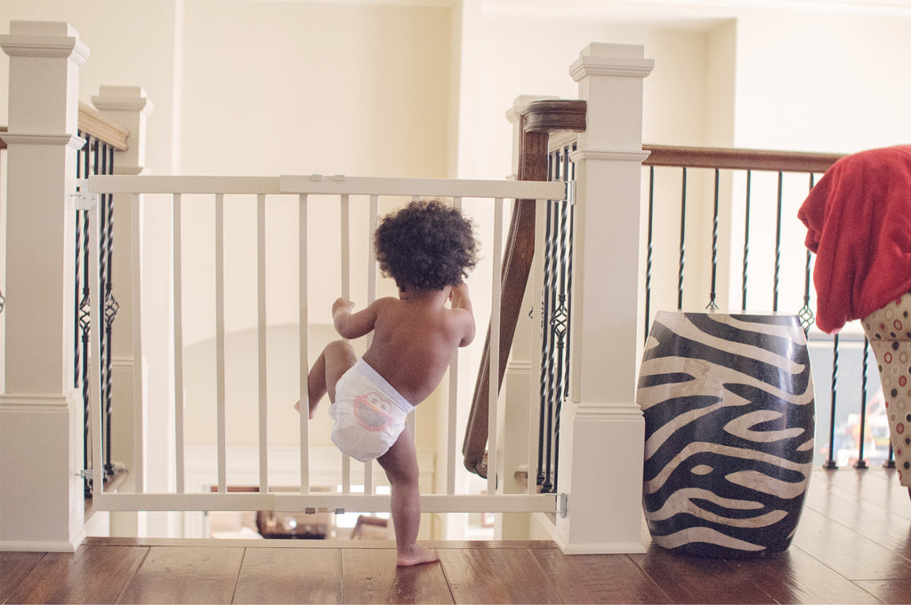 Ways to baby proof your apartmen