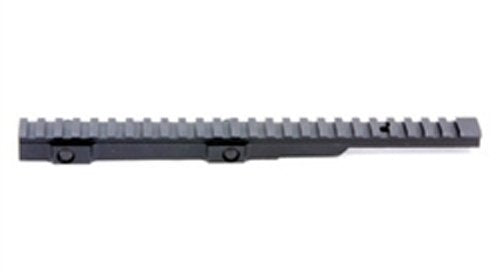 ProMag Picatinny Tactical Scope Rail for Ruger 9mm Carbine, Black