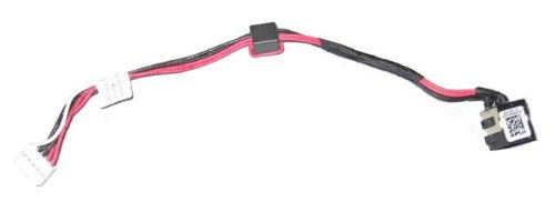 New AC DC Power Jack Plug Socket Cable Harness for Dell Inspiron 15-3521 15R-5521 Part Number:0YF81X, DC30100M900