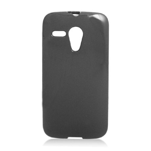 Eagle Cell Protective Cover for Motorola G - Retail Packaging - Black