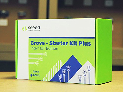 Seeedstudio Grove Starter Kit Plus – Intel IoT Edition for Intel Galileo Gen 2