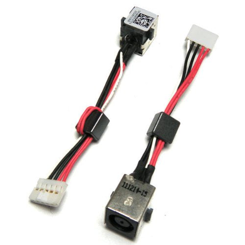 New DC Power Jack Cable Harness for Dell Inspiron 15R 5520 7520 Dell Vostro 3560 P/N: 0WX67P WX67P