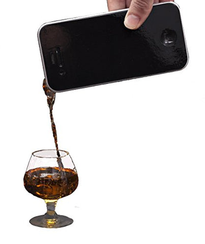 Parody Products iDrink Cell Phone Flask, 4.5oz