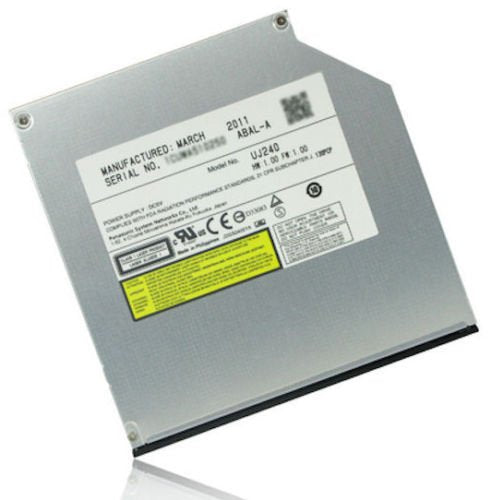 Brand New 12.7mm UJ-240, UJ240 6x Blu-ray Burner Player BD-RE/8x DVD±RW DL SATA Laptop CD Drive