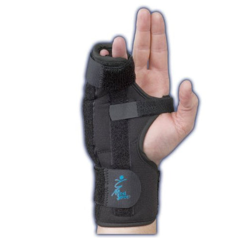 MedSpec Boxer Splint Wrist/Finger Support (Medium - Right)