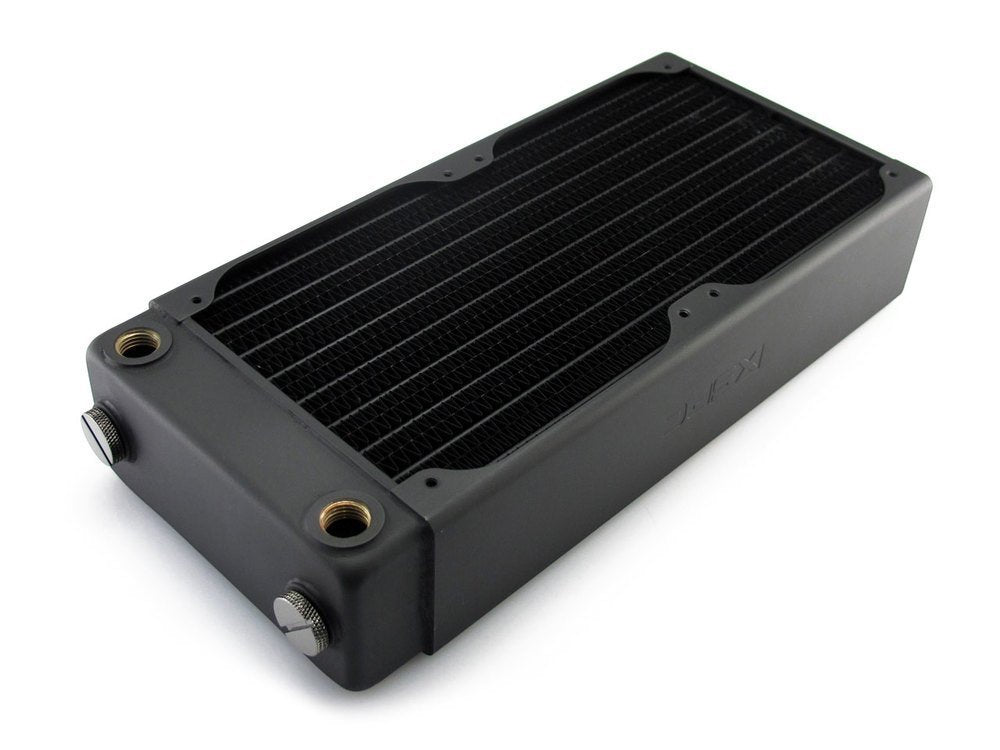 XSPC RX240 Radiator V3 for Computer Water Cooling Systems (NEW Version 3)
