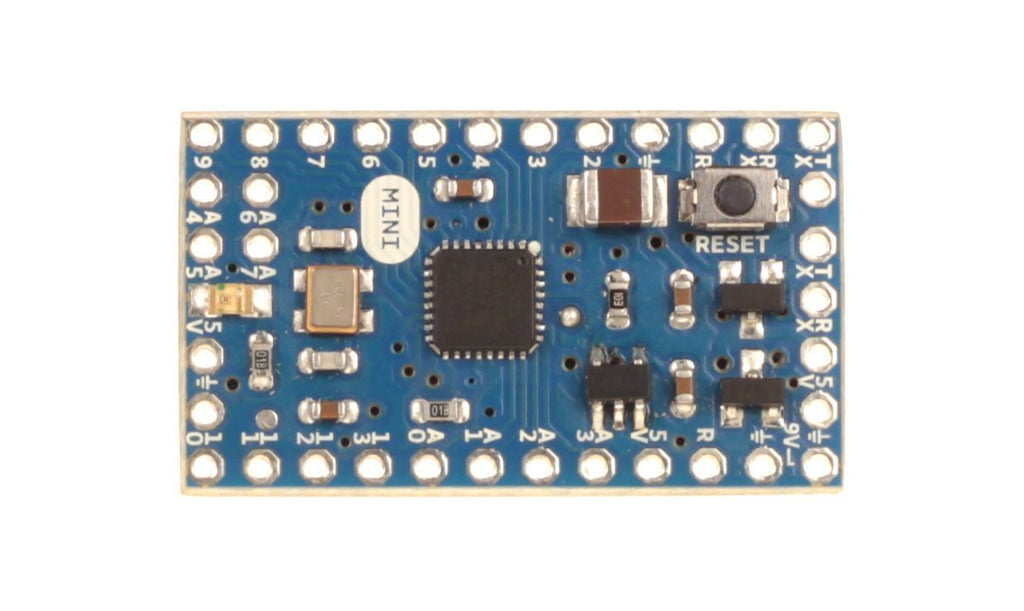 Arduino Mini 05 without Header