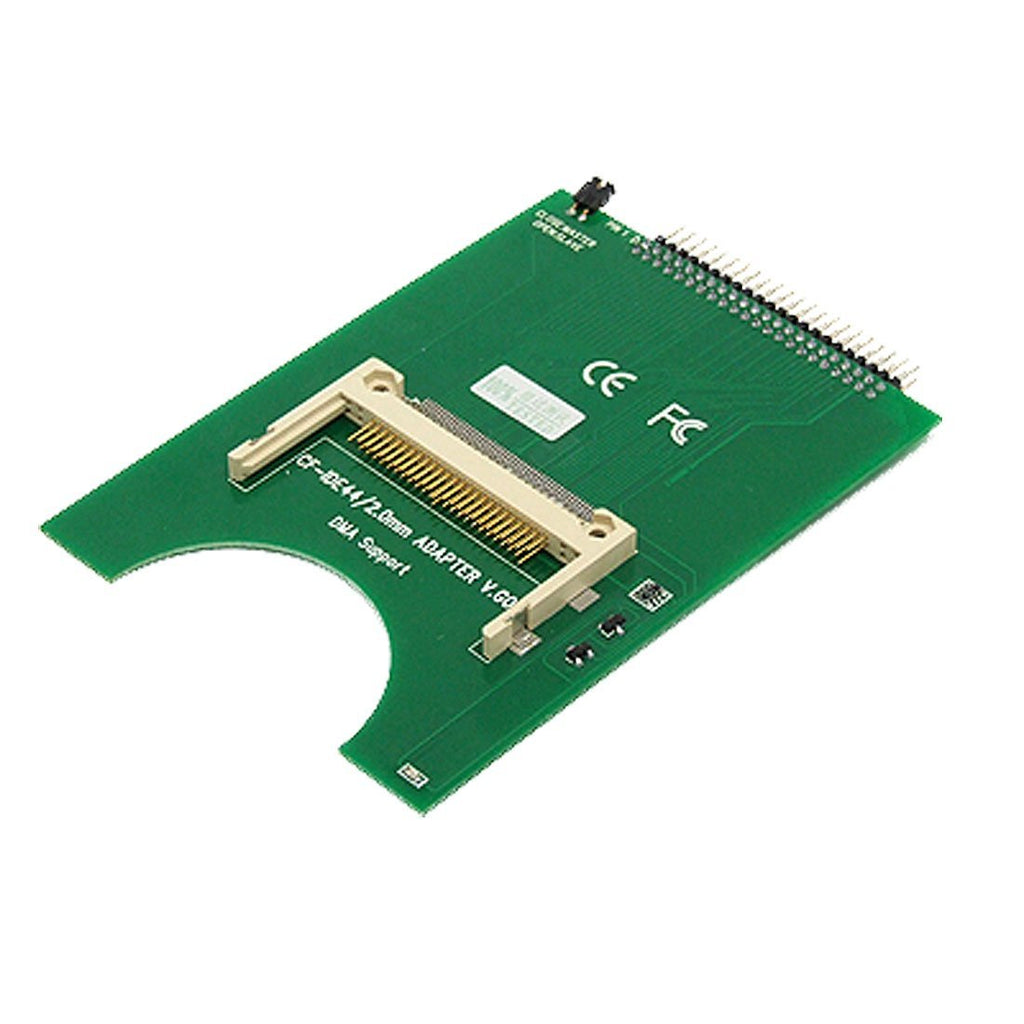 CF to 44 Pin Laptop HDD Hard Drive IDE Adapter Bootable