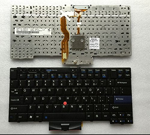 keyboard go go go new original laptop keyboard replacement for IBM / Lenovo Thinkpad T410, T410i, T410S, T410Si, T510, W510 Keyboard Black Alt FRU # 04W2753 45N2106 45N2211 FRU # 45N2141 US T410