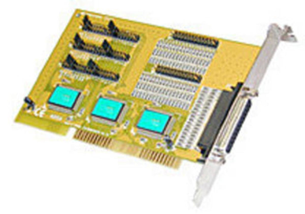 LINDY ISA 16 Bit 3 Port Parallel Card SPP/BPP (70767)