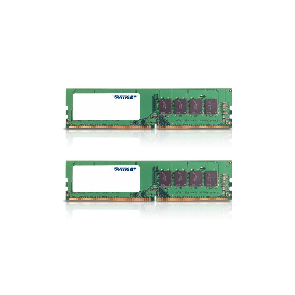 Patriot Signature Line 8GB (2 x 4GB) 288-pin DDR4 PC4-17000 2133MHz Memory Module Kit PSD48G2133K