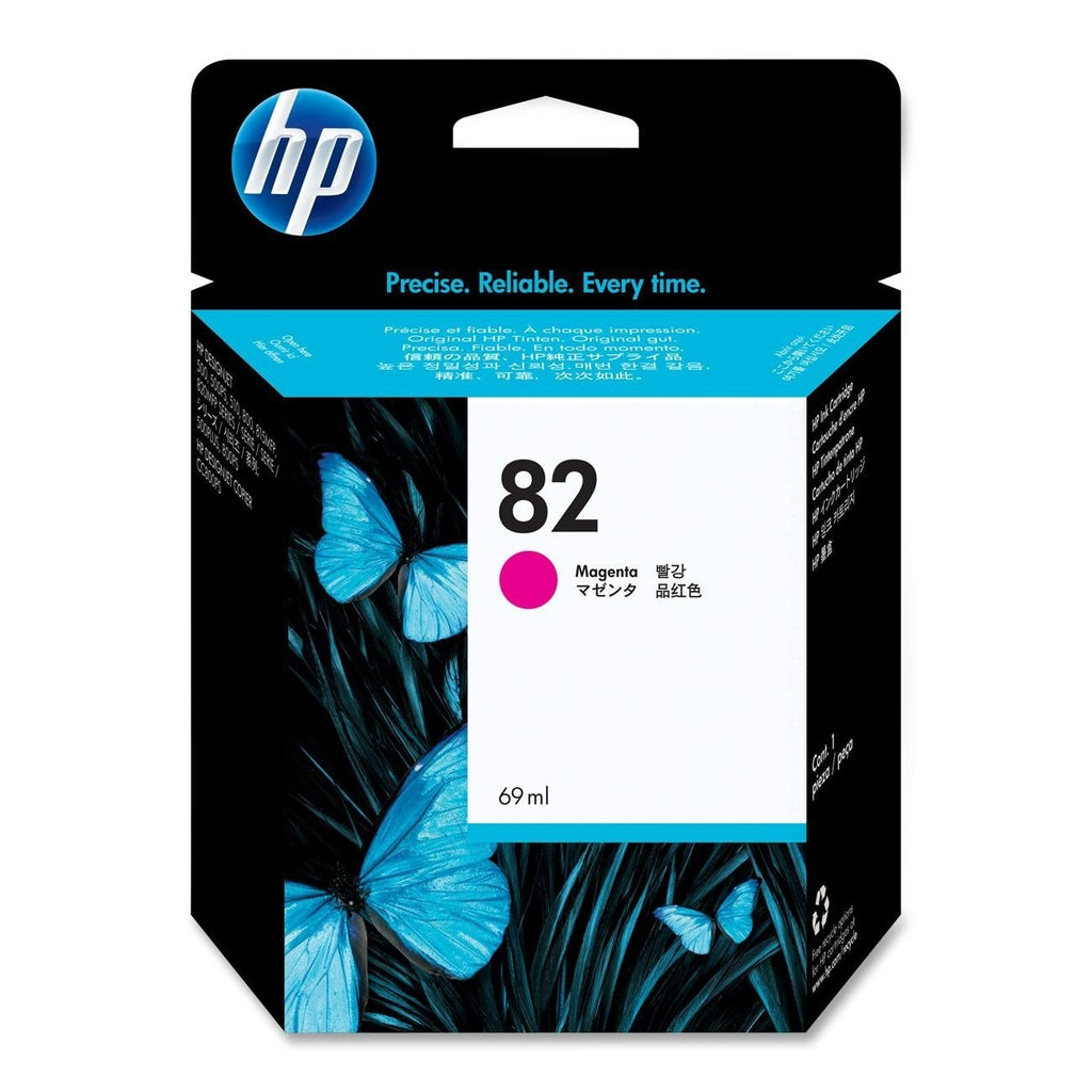 HEWC4912A - HP 82 69-ml Magenta Ink Cartridge