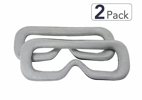 [2 PACK] Samsung Gear VR Face Foam Replacement - Virtual Reality Replacement Foam - Extra Thick Cushion
