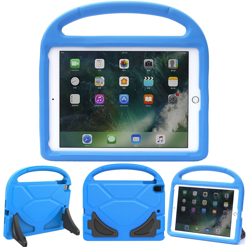 LEDNICEKER New iPad 9.7 2017 Kids Case - Light Weight Shock Proof Handle Friendly Convertible Stand Kids Case for New iPad 2017 9.7-inch iPad Air iPad Air 2 Tablet - Blue