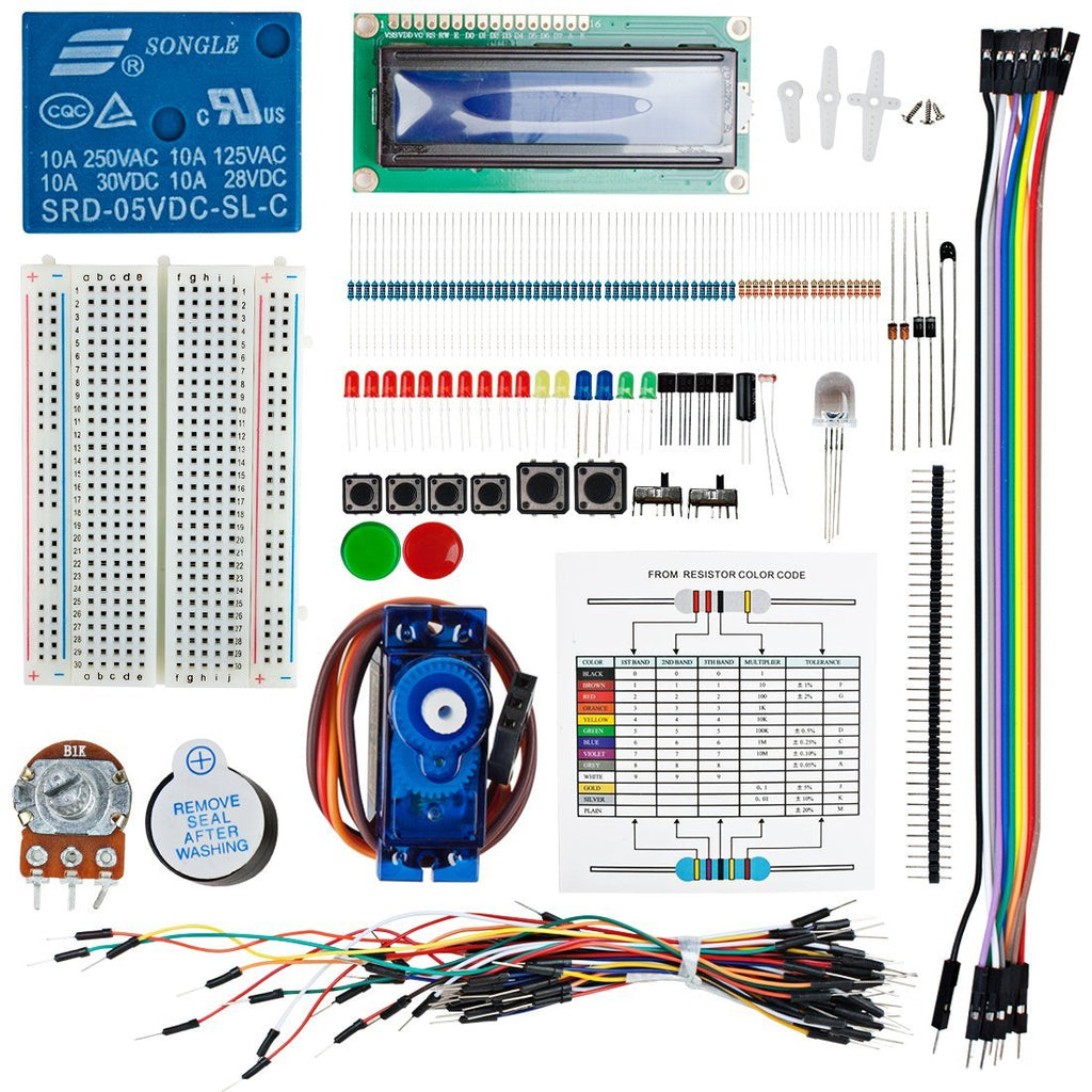 uxcell UNO R3 Board Project Basic Starter Kit For Arduino DIY Development Board kit
