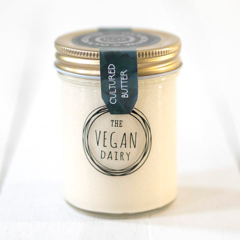 Vegan Cultured Butter