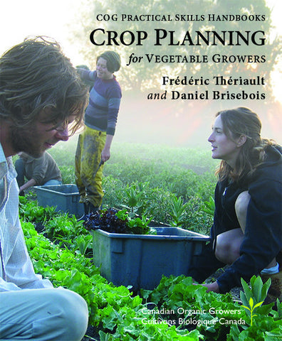 Crop Planning For Organic Vegetable Growers
