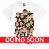 2017 Lady Spikers Team T-Shirt