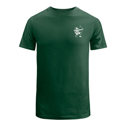 Green Archer Patch Shirt
