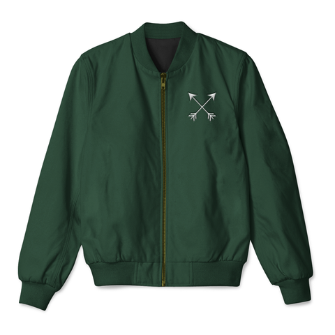 Arrows Bomber Jacket