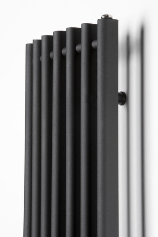Black Designer Radiators