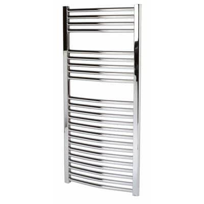 Chelmsford Curved Chrome ,  - ASAL UK RADIATORS