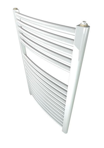 Chelmsford Curved White ,  - ASAL UK RADIATORS