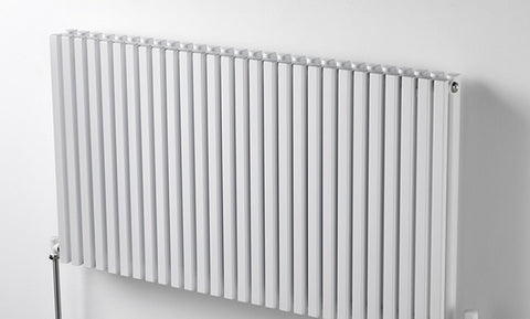 Klon Horizontal WHITE ,  - ASAL UK RADIATORS