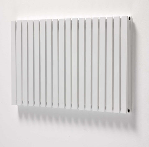 Linear Horizontal White ,  - ASAL UK RADIATORS