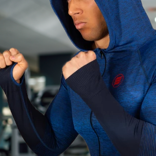 Gymletics.com Mens Impulse Pullover