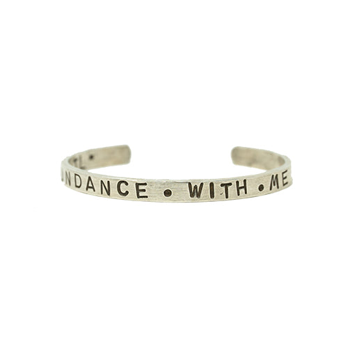 Sundance With Me Cuff - Silver