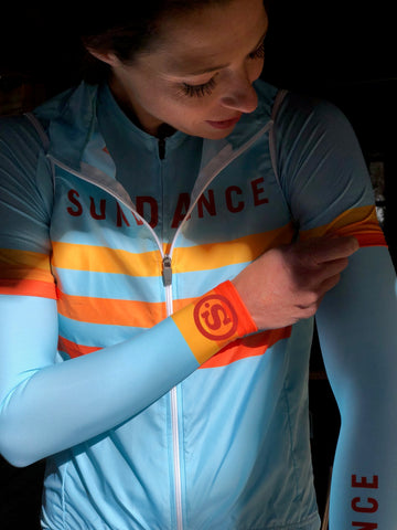 Sundance Cycling Arm Warmers
