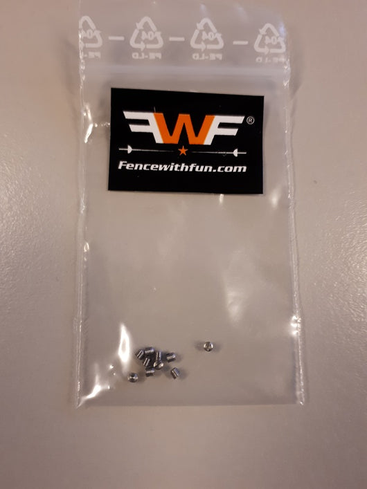 FWF Foil Tip Screws