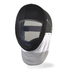 Foil Mask - Removable Bib