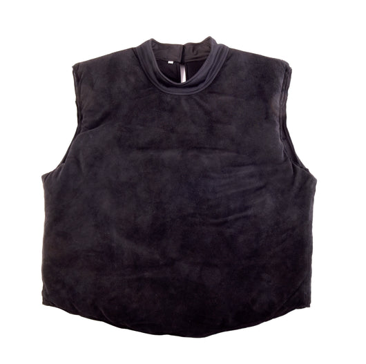Coaching Leather Vest