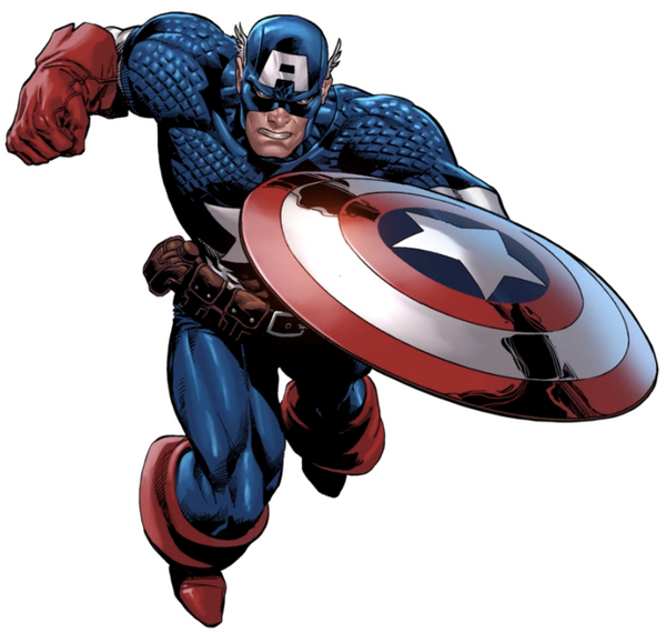 Captain America: The Star-Spangled Avenger