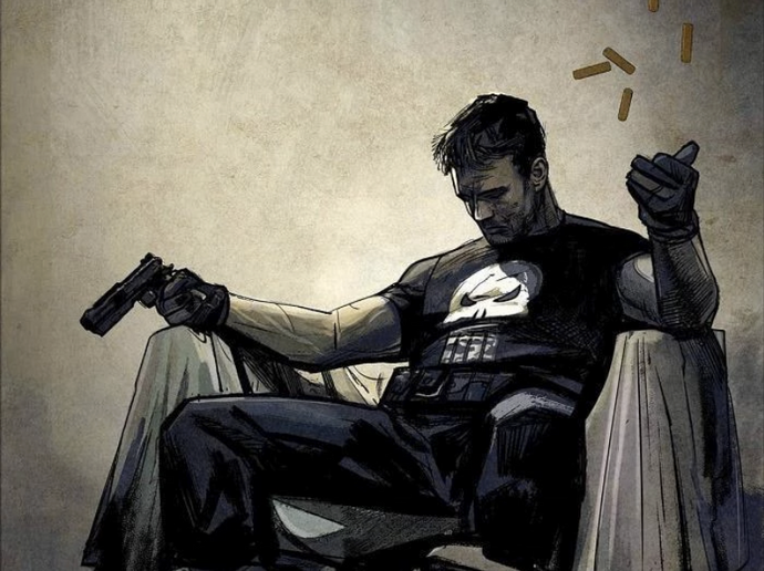 Punisher: The Relentless Pursuit of Victory