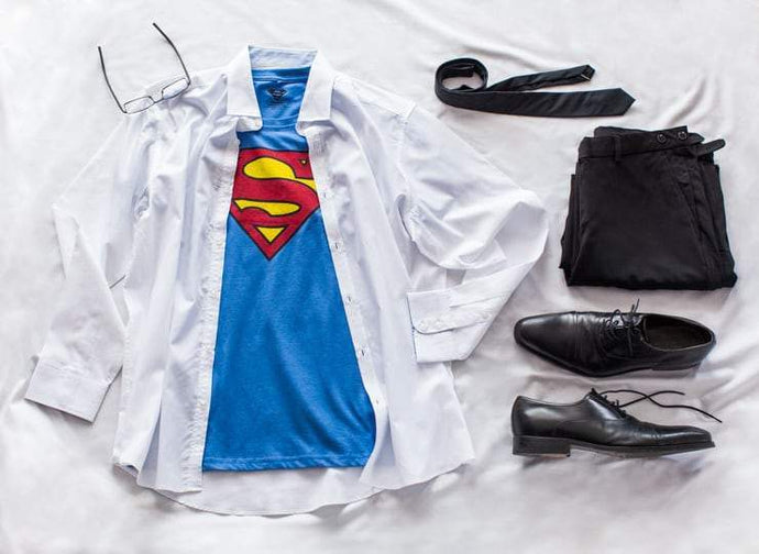 How to Dress Like a Superhero