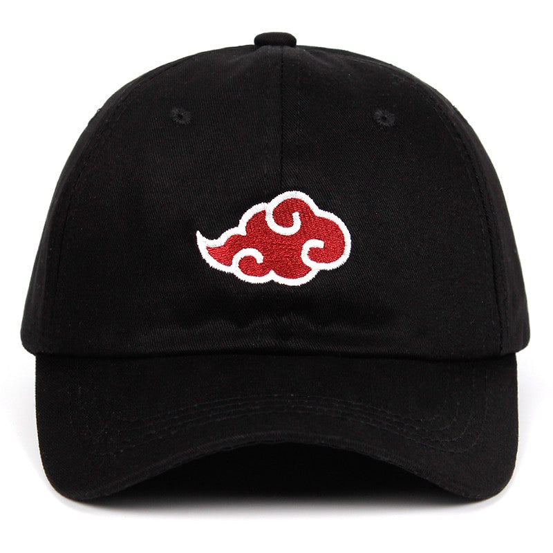 Akatsuki Baseball Cap Uchiha Family Logo 100% Cotton Dad Hat 2020