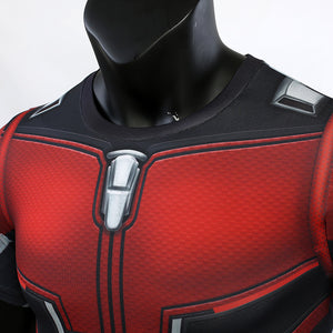Ant Man 3D Printed Shirts Men Avengers 4 Endgame Short Compression Shirt 2019