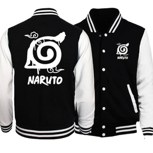 Naruto Jacket Uzumaki Naruto Basketball Jacket