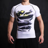 Batman Alter Ego Black Compression Shirt - Newmeup