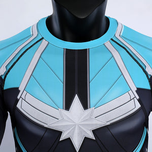 Captain Long Compression Shirts 3D Printed T shirts 2019 Tops Male Comics Cosplay Costume