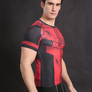 Deadpool Compression Shirt - Newmeup