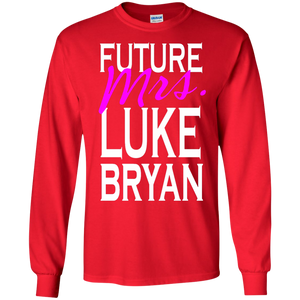 Luke Mrs Bryan Tee SWEATSHIRT - newmeup