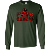 Deadpool fuk cancer fuk cancer t-shirt - Newmeup