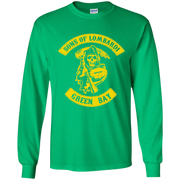Green Bay Football T Shirt   Sons Of Lombardi Fan Gear Tee SWEATSHIRT