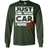 Just One More Car - I Promise SWEATSHIRT - newmeup